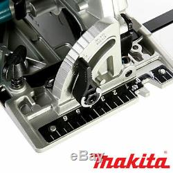 Makita Dss611z 18v Li-ion Scie Circulaire Lxt 1 X 5 Ah Batterie, Chargeur & Case
