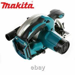 Makita Dss611z 18v Li-ion Scie Circulaire Lxt Avec 1 X 3ah Batterie, Chargeur & Case