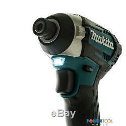 Makita Dtd154rtj Lxt Li-ion Brushless Impact Driver Inc 2x 5.0ah Batts