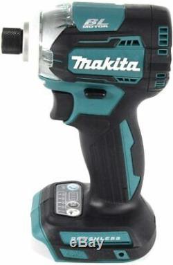 Makita Dtd170z 18 V Li-ion Lxt Impact Driver Brushless, Batteries Non Inclus