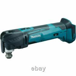 Makita Dtm51z 18v 390w Li-ion Lxt Garantie Multi-outils Sans Clé 1 An