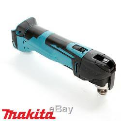 Makita Dtm51z Li-ion Multi-outils Lxt Corps Sans Clé Type 3 Cas Connecteur