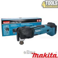 Makita Dtm51z Li-ion Multi-outils Lxt Sans Clé Lame Changement Corps Nu Seulement