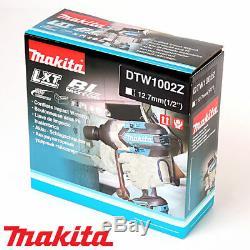 Makita Dtw1002z De Lxt Li-ion Sans Fil Brushless 1 / 2dans Impact Du Corps Clé Uniquement