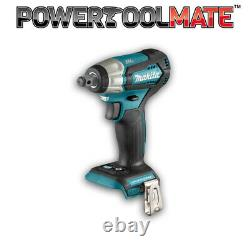Makita Dtw181z 18v Lxt Li-ion Hrushless Impact Wrench 1/2 Body Only