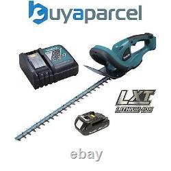 Makita Duh523 Lxt 18v Li-ion Cutter Sans Fil 52cm + Batterie + Chargeur