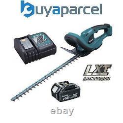 Makita Duh523rm Lxt 18v Li-ion Coupeur De Haies Sans Fil 52cm + 4.0ah Batterie