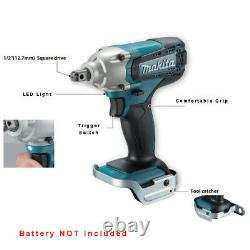 Makita Électriciens Artisans 18v Lxt Li-ion Cordless Impact Wrench Body Only