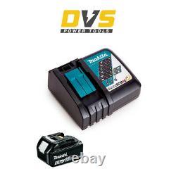 Makita Energy Kit 1x 5.0ah 18v Lxt Li-ion Batterie Bl1850 & Dc18rc Chargeur Rapide