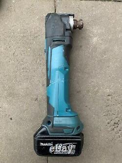 Makita Multi Tool 18v Cordless 390w Li-ion Lxt Keyless Dtm51 Bon Ordre De Fonctionnement