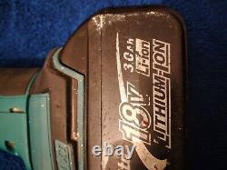 Makita Multi Tool 18v Sans Fil 390w Li-ion Lxt Keyless Dtm51z & 3.0ah Batterie
