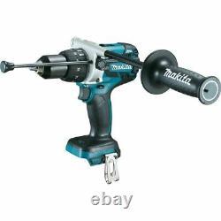 Makita Xph07z Sans Brosse Cordless 1/2 Hammer Driver 18v Lxt Li-ion-drill 2019