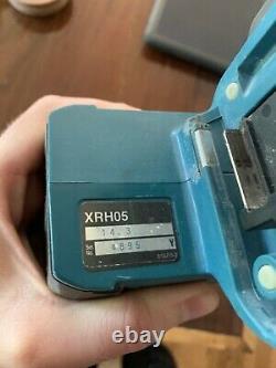 Makita Xrh05 18v X2 Lxt Li-ion Sans Fil 1 Marteau Rotatif