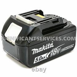 Makita Xrj07zb 18v Lxt Li-ion Brushless Sans Fil 5.0 Scie Alternative Batteries