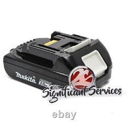 Makita Xsf03z Lxt Brushless Li-ion Drywall Tournevis Push Drive Gun 2.0 Ah Kit