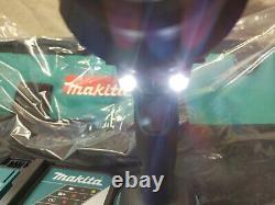 Makitaxwt08z18-v Lxt Li-ion Brossé High Torque 1/2 Impact Wrench Setnew