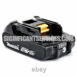 New Makita Xoc01z Lxt 18v Li-ion 2,0 Ah Cloison Sèche Rotatif Sans Fil Cut Out Tool Kit