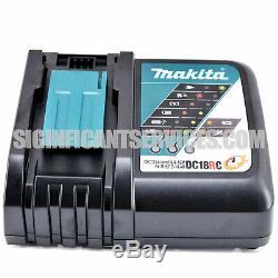 New Makita Xss02z 18v Lxt 5,0 Ah Li-ion Sans Fil De La Batterie 6-1 / 2 Kit De Scie Circulaire