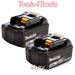 Véritable Makita Bl1830 18v 3.0ah Li-ion Lxt Batterie Twins Pour Dtm51z, Dhp458z