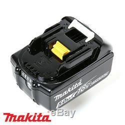 Véritable Makita Bl1850 18v 5.0ah Li-ion Batterie Lxt Twin Pack Pour Dtd152, Dhp482