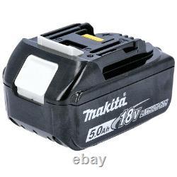 Véritable Makita Bl1850 Twin Pack 18v 5.0ah Lxt Batterie Li-ion Avec Étoile